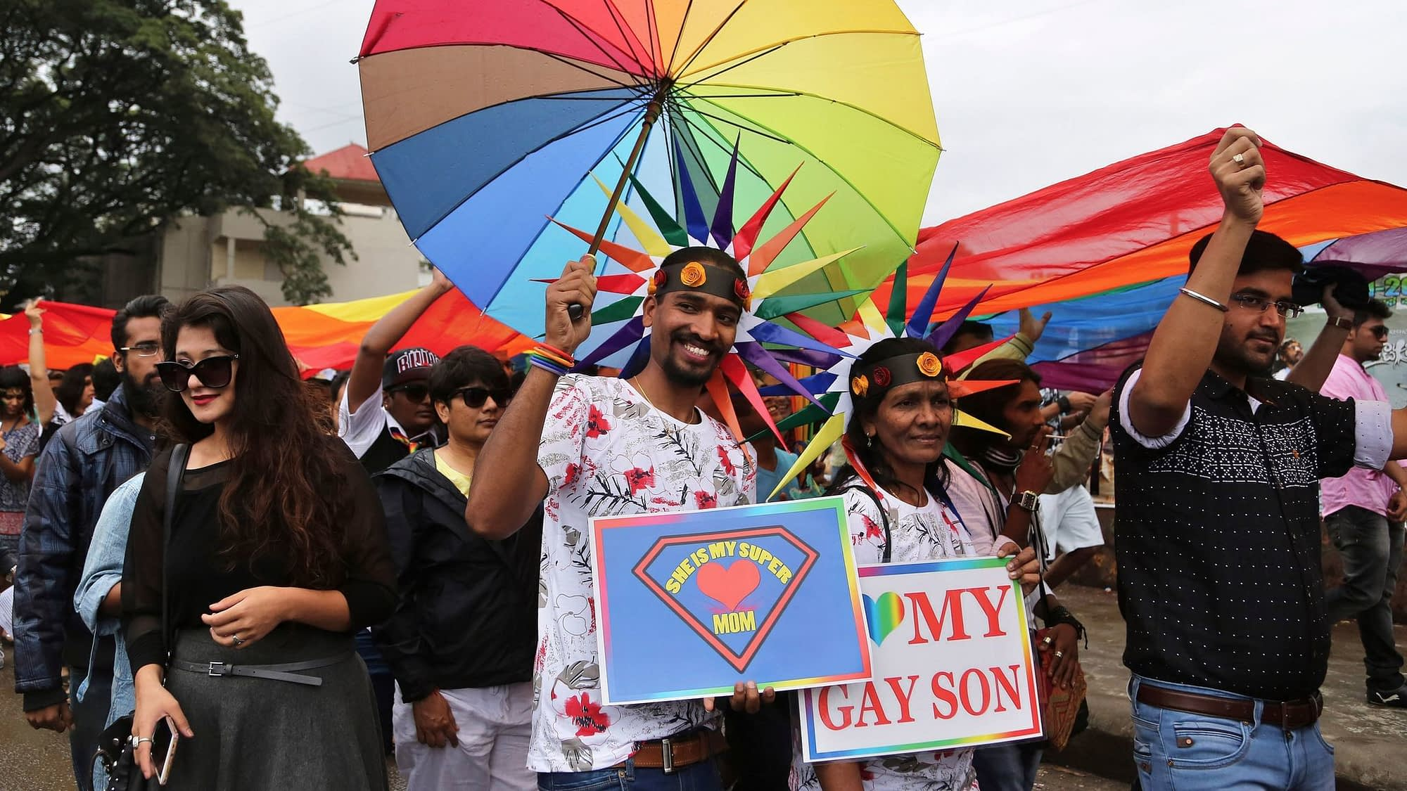 Read more about the article The LGBT people in India