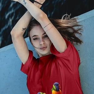 Pride Parrots T-shirt