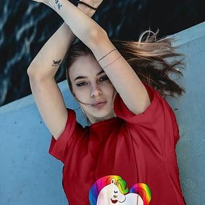 Pride Unicorn T-shirt