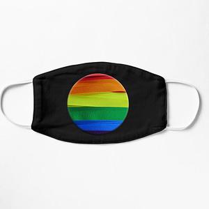 LGBT Rainbow Colour Mask