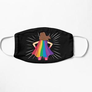 LGBT Girls Mask