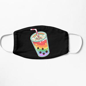 LGBT Drink Pride Mask
