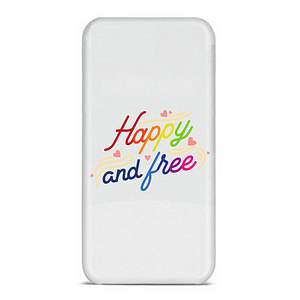 LGBT Happay And Free Phone Cover