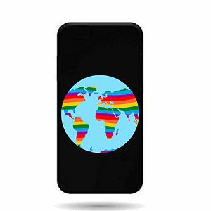 LGBT World Rainbow Phone Cover