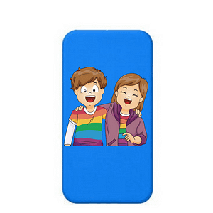 LGBT Girl and Boy Phone Cover