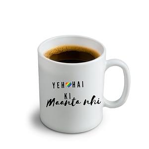 LGBT Yeh Dil Hai Ki Maanta Nhi Mug