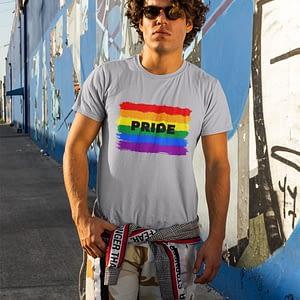 Pride Flag Tshirt