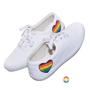 Heart Shoes – LGBT